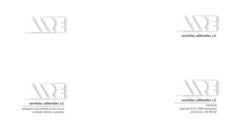 AARE Corporate Identity Design 1