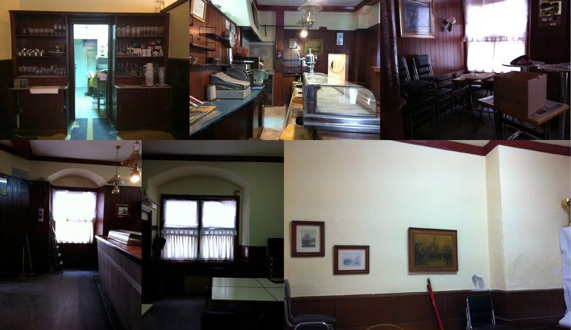 Proyecto de reforma, imagen y decoración Bar Laidatxu 1