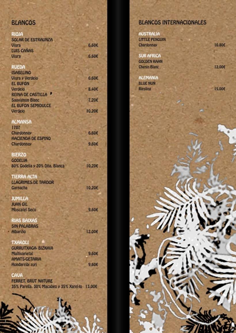 Proyecto de reforma, imagen y decoración Bar Laidatxu 4