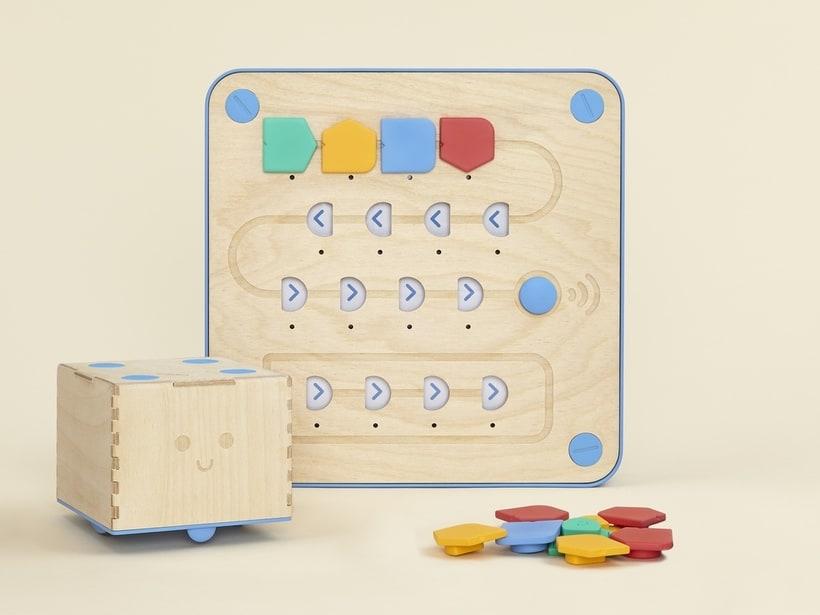 Cubetto, un robot que enseña a los niños programación 0
