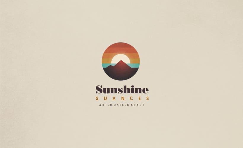 Identidad festival Sunshine Suances 1