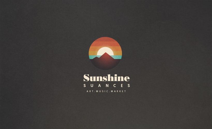 Identidad festival Sunshine Suances 2