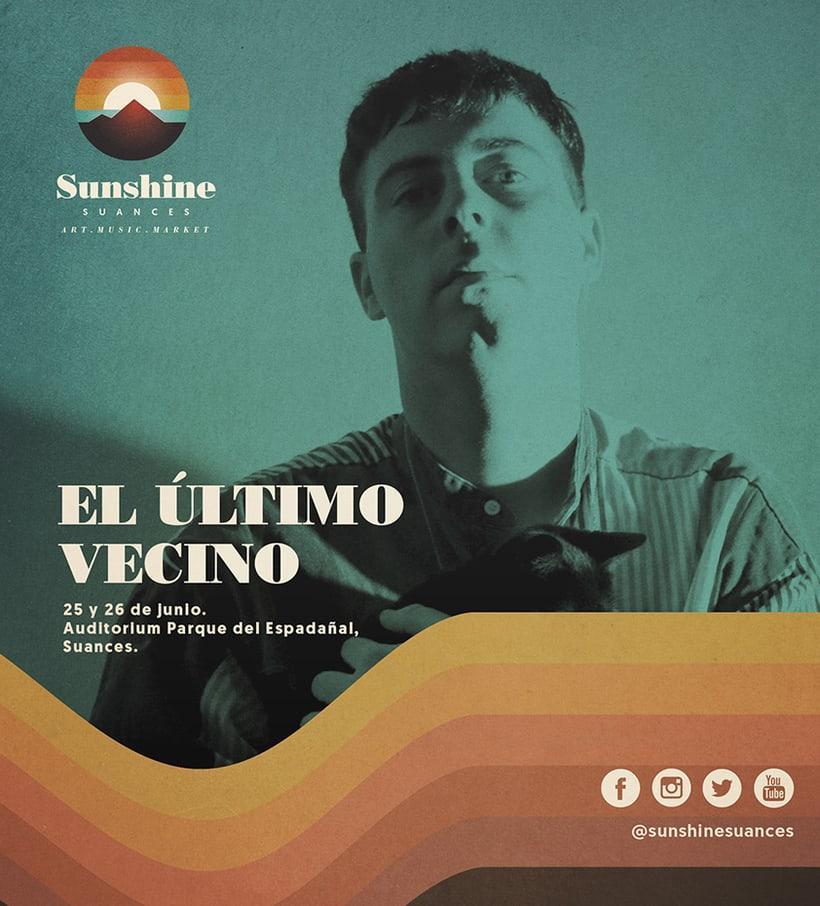 Identidad festival Sunshine Suances 4