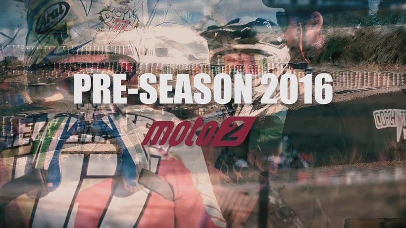Domi 77 - Roby 70 PRE-SEASON moto2 /2016 -1