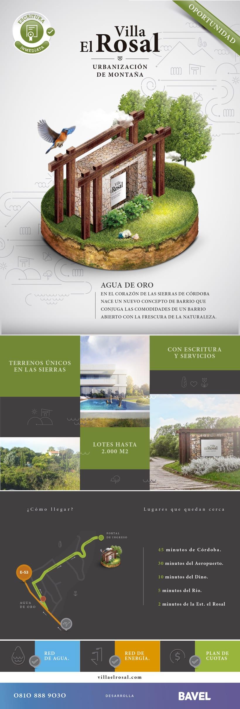 mailing Villa El Rosal 0