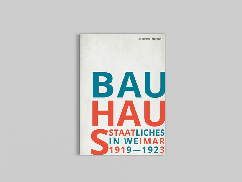 Monográfico Bauhaus 0