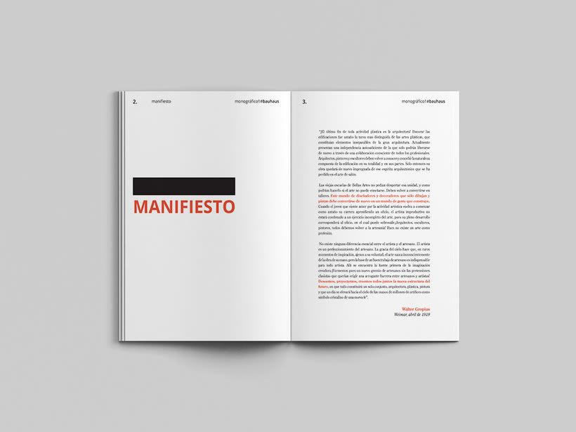 Monográfico Bauhaus 1