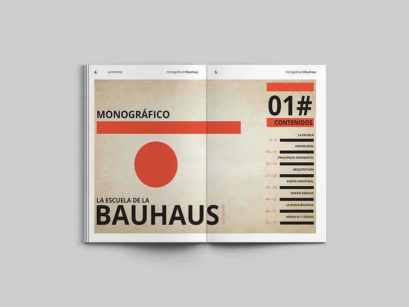 Monográfico Bauhaus 2
