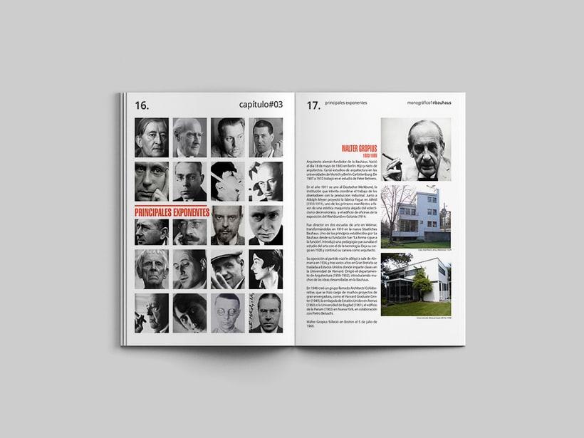 Monográfico Bauhaus 3