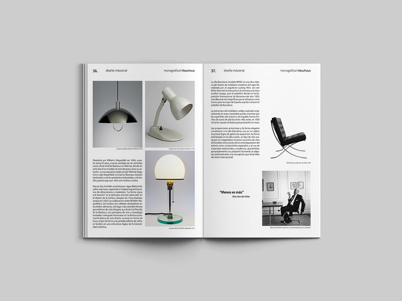 Monográfico Bauhaus 9