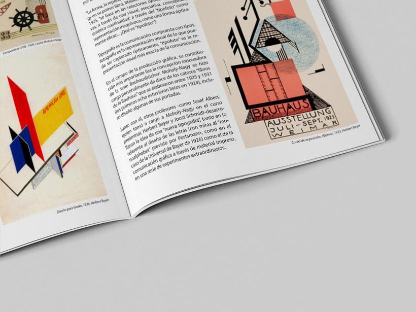 Monográfico Bauhaus 13