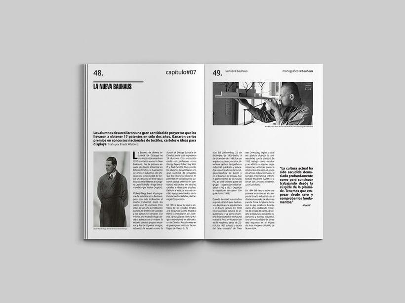 Monográfico Bauhaus 16