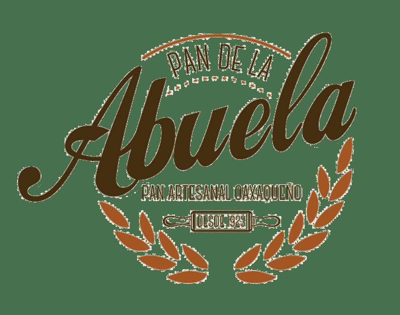 Identidad Pan de la Abuela - Oaxaca | México  0