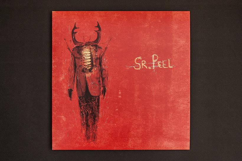 """COMPLEJO DE ELECTRA """"Sr. Peel"""" - EP vinilo 0"""
