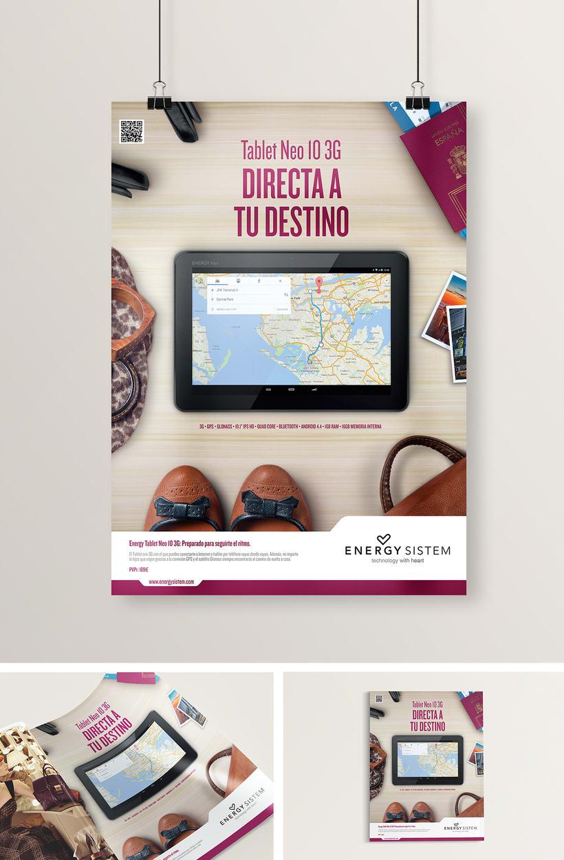 Print Ads - Direct@ a tu Destino 2