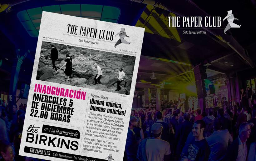 The Paper Club 3