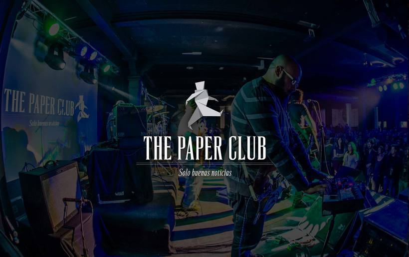 The Paper Club 0