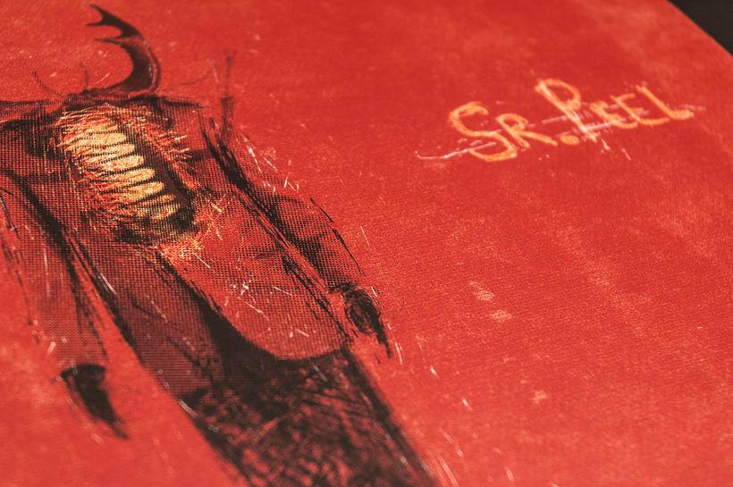 """COMPLEJO DE ELECTRA """"Sr. Peel"""" - EP vinilo 4"""