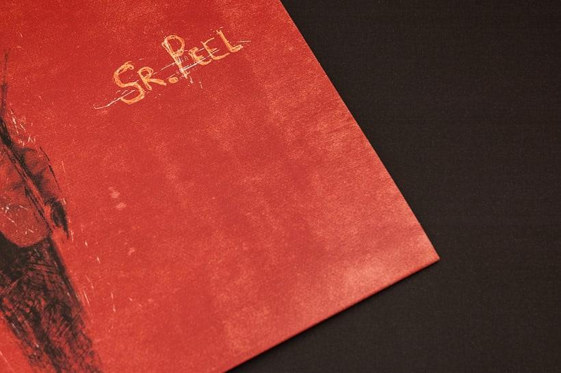 """COMPLEJO DE ELECTRA """"Sr. Peel"""" - EP vinilo 5"""