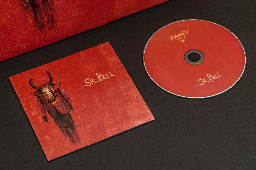 """COMPLEJO DE ELECTRA """"Sr. Peel"""" - EP vinilo 14"""