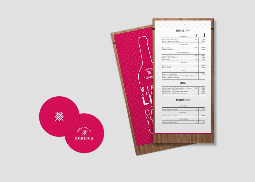 anateca · vinos y sabores 8