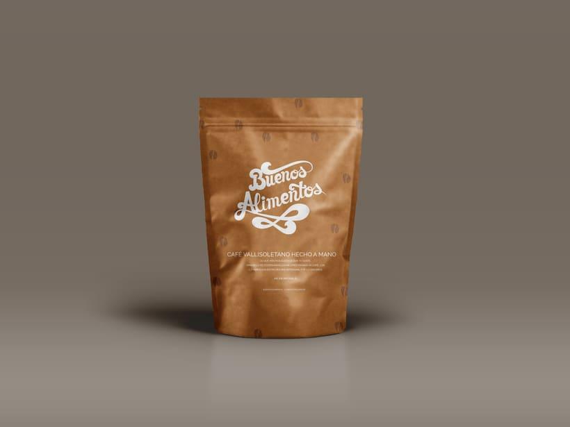 Buenos Alimentos  - Branding 3