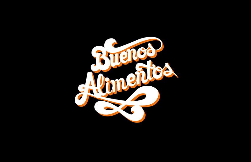 Buenos Alimentos  - Branding 0