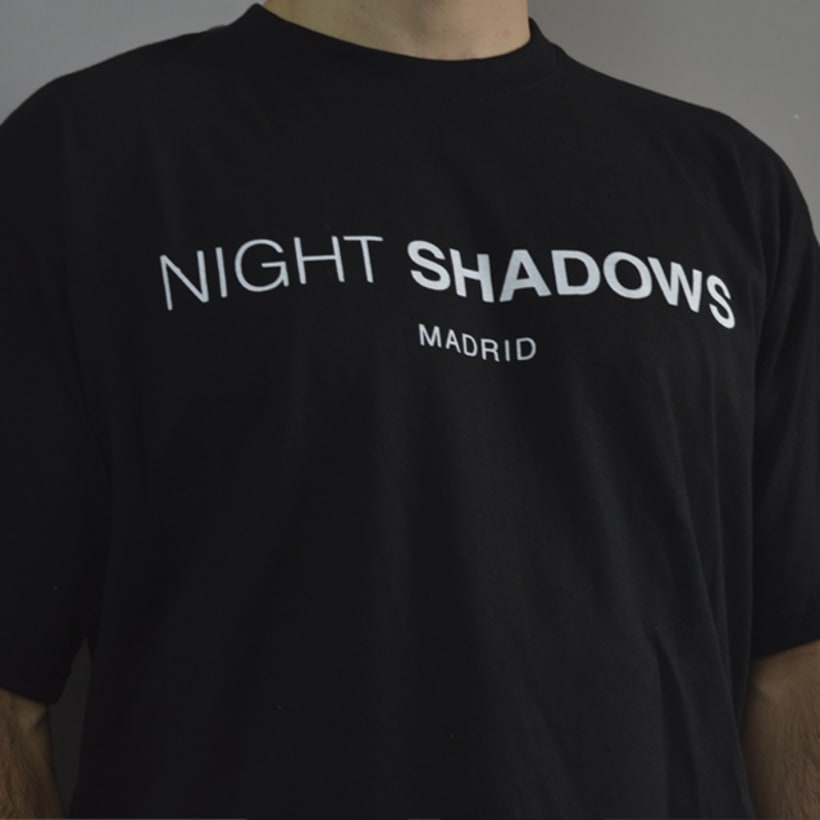 Night Shadows  - Branding 4