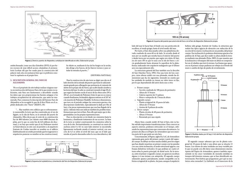 Revista Ingeniería Civil 181 3
