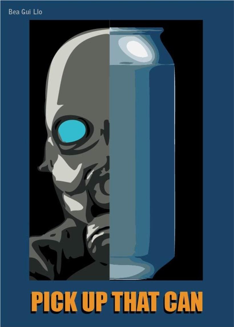 Personajes y diseños en Técnica Digital 5