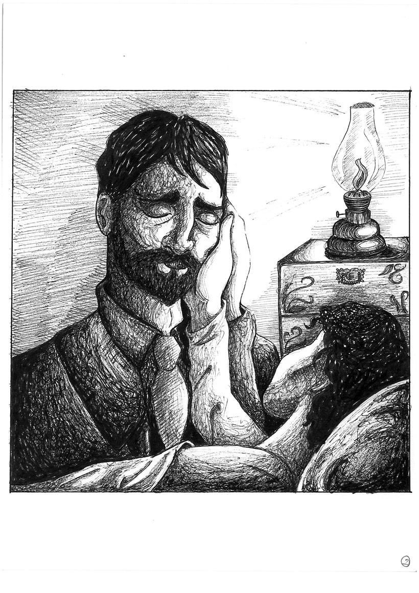 """Cuento """"Morella"""" de Edgar Allan Poe 1"""