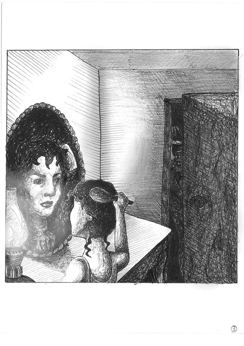 """Cuento """"Morella"""" de Edgar Allan Poe 3"""
