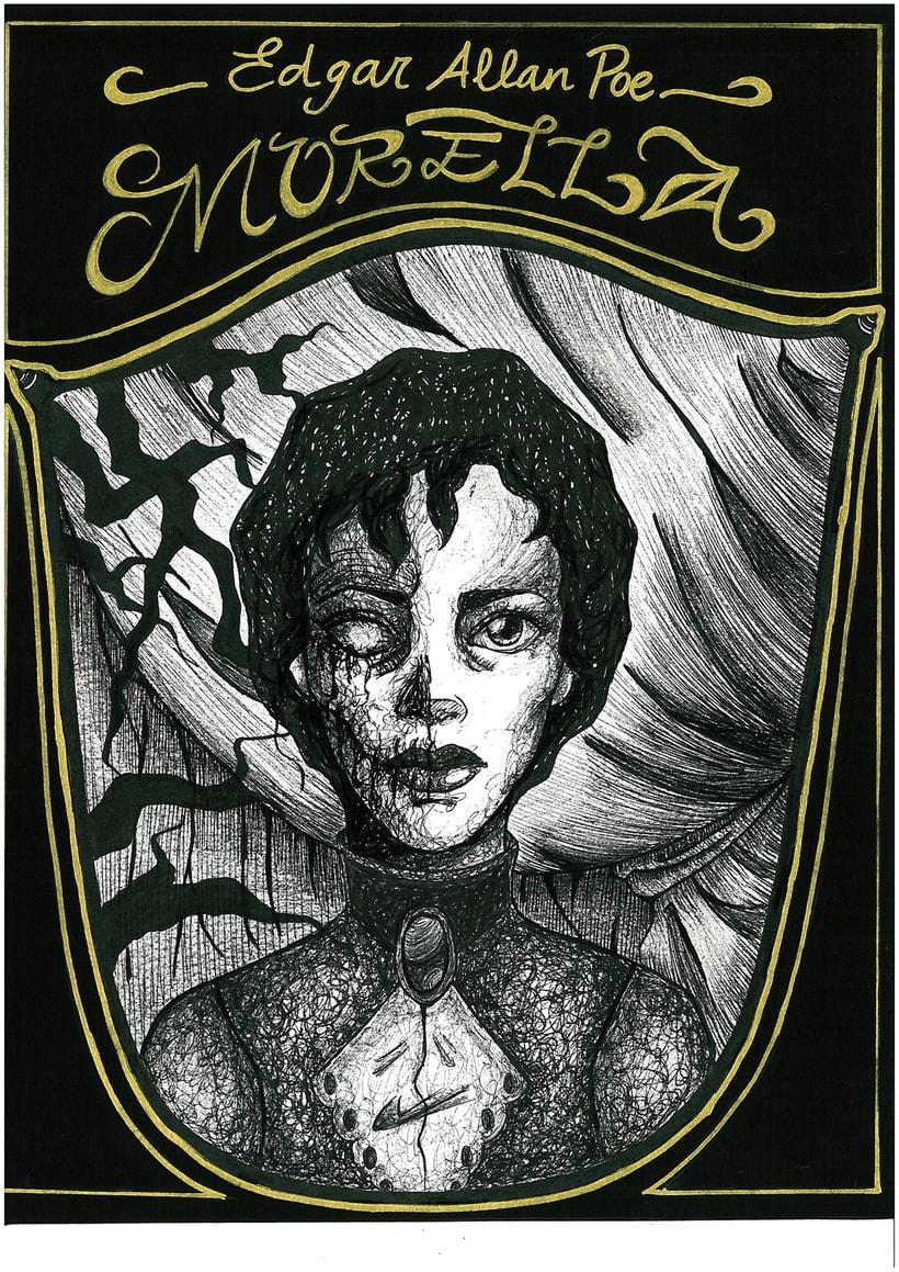 """Cuento """"Morella"""" de Edgar Allan Poe 6"""