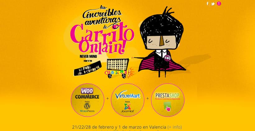 Carrito Onlain - Branding -1