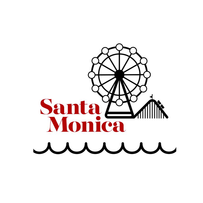 Santa Monica Beer -1