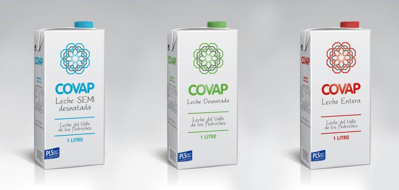 COVAP, Tetrapak©. 1