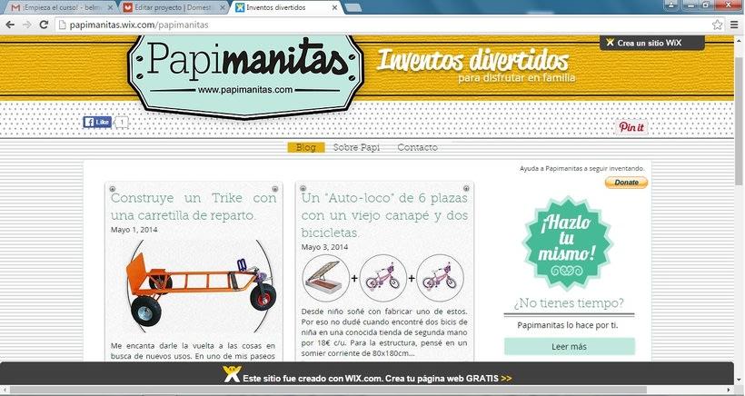 El Blog de los papás manitas -1
