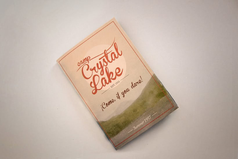 Crystal Lake Pop-Up. 0