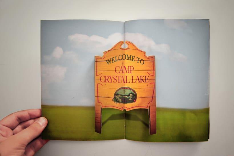 Crystal Lake Pop-Up. 1