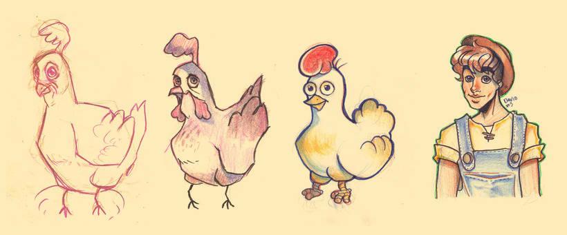 La Gallina de los Huevos de Oro. 2