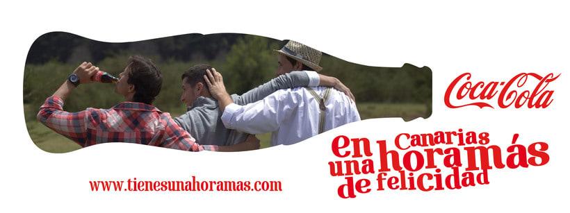 COCACOLA - UNA HORA MÁS DE FELICIDAD (2011) 1