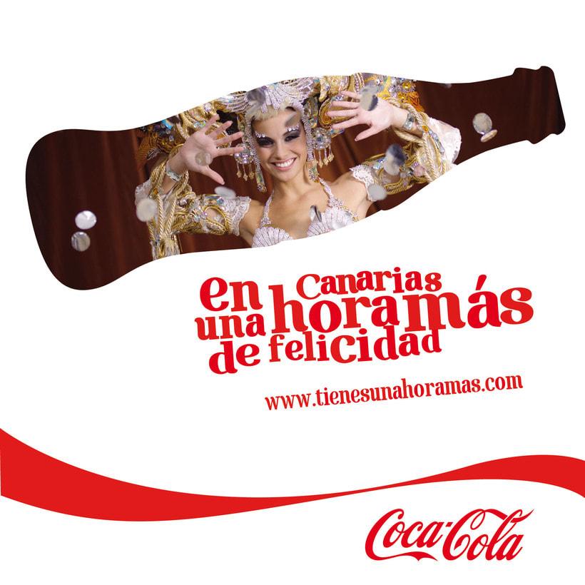 COCACOLA - UNA HORA MÁS DE FELICIDAD (2011) 6