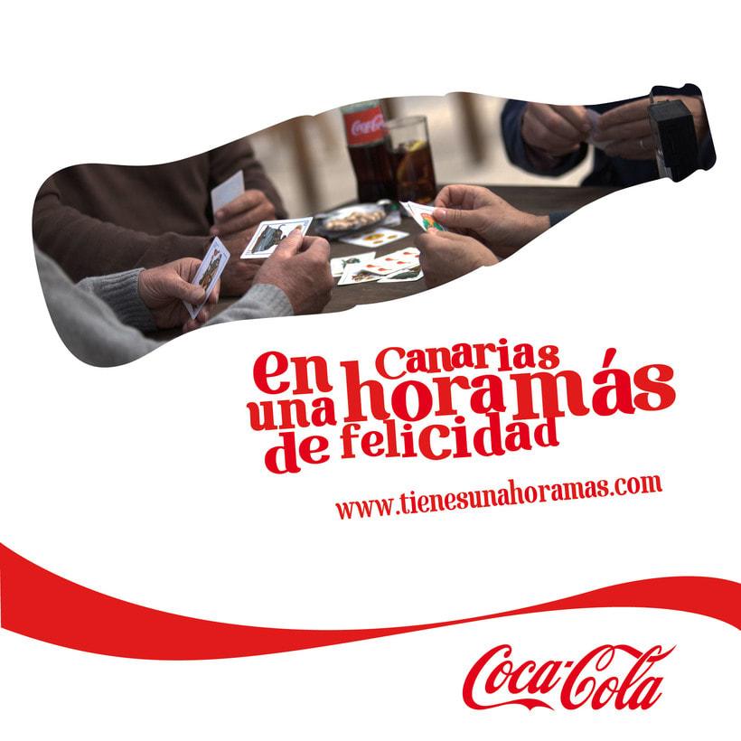 COCACOLA - UNA HORA MÁS DE FELICIDAD (2011) 7