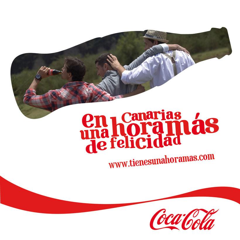 COCACOLA - UNA HORA MÁS DE FELICIDAD (2011) 8