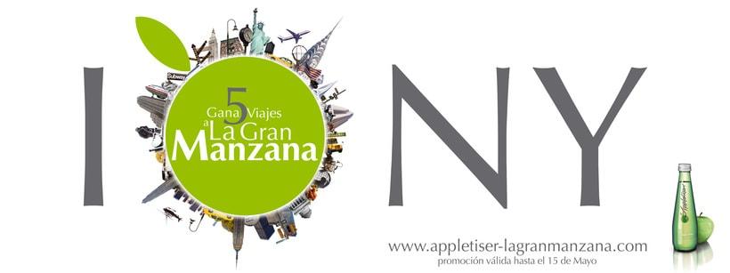 APPLETISER - VIAJA A LA GRAN MANZANA (2008) 2