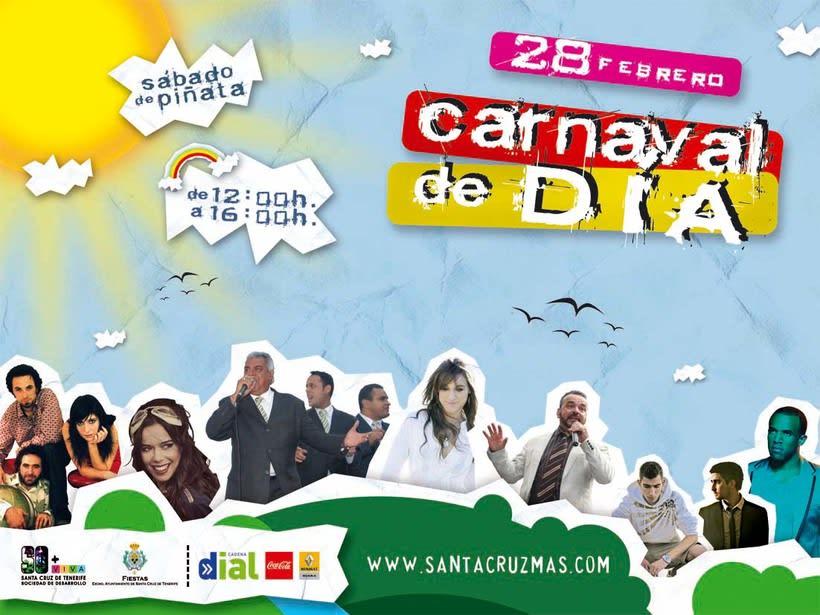CARNAVAL DE DÍA (2009) - AYTO. SANTA CRUZ DE TENERIFE 0