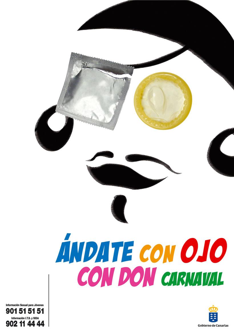 """GOBIERNO DE CANARIAS - ÁNDATE CON OJO """"CON DON CARNAVAL"""" 2"""