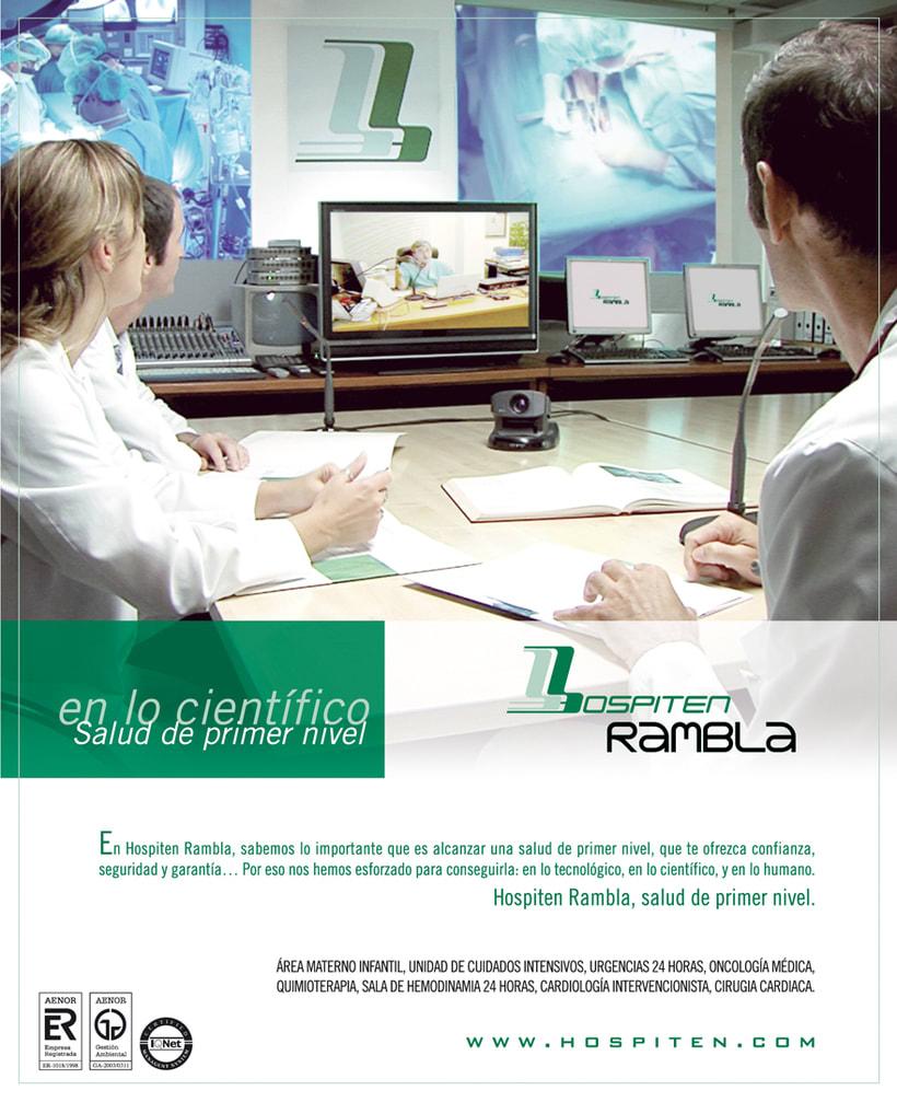HOSPITEN RAMBLA - SALUD DE PRIMER NIVEL 0