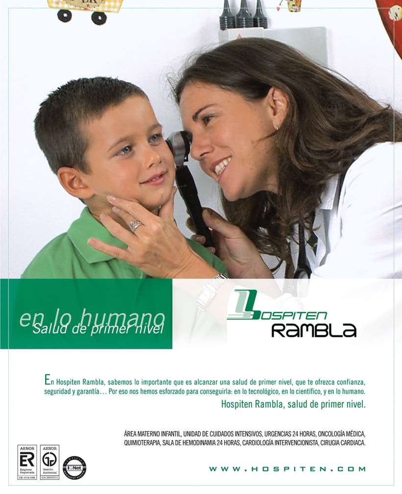 HOSPITEN RAMBLA - SALUD DE PRIMER NIVEL 1