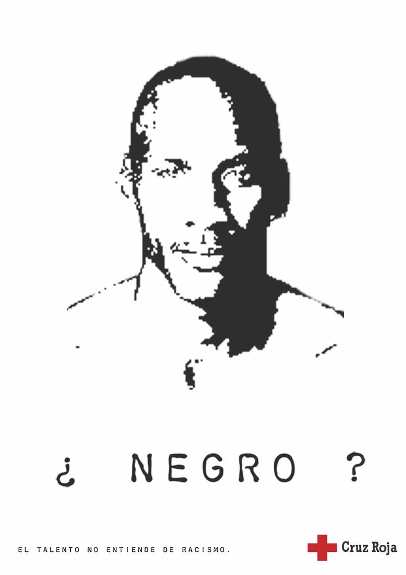 CRUZ ROJA - EL TALENTO NO ENTIENDE DE RACISMO 0